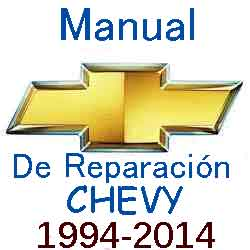 Manual de reparacion chevy 1998 1999 2000 2001.