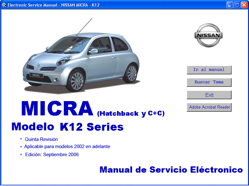 manual de taller micra rh netvisa com mx manual de usuario nissan march 2017 nissan march 2012 manual de usuario